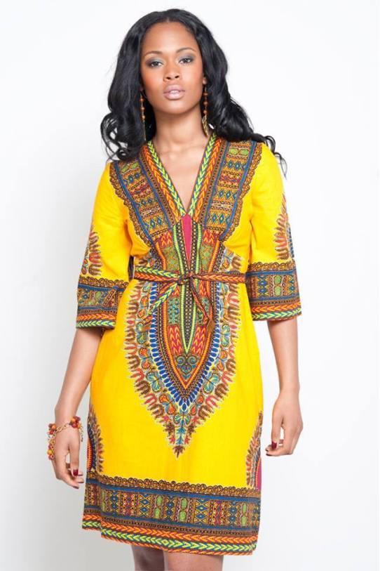 une robe addis abeba